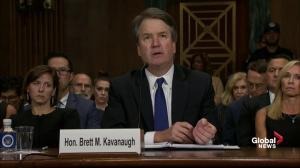 Brett Kavanaugh decries entire Senate hearing as a 'circus'