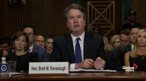 Brett Kavanaugh decries entire Senate hearing as a 'circus'