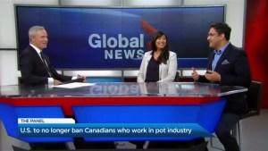 America will no longer ban Canadians working in the Cannabis industry