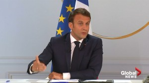 Macron offers tax cuts in bid to quell 'yellow vest' unrest