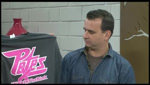 Pink In The Rink  a personal and professional project for Pete Dalliday,  Peterborough Petes play-by-play announcer