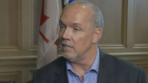 Horgan: What an NDP Government will look like (01:34)
