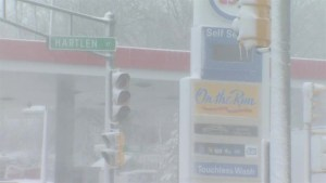 Halifax gets dumping of snow