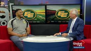 Edmonton Eskimos offering fans new general admission pass, free entry for kids (03:42)