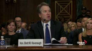 Kavanaugh says confirmation process has become a 'national disgrace'