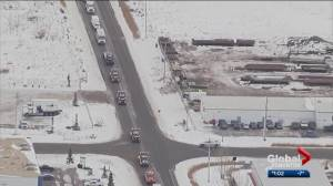 Yellow Vest convoy expected to cause delays on Anthony Henday Drive