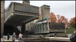 Lock stations along Trent Severn Waterway close up for 2018