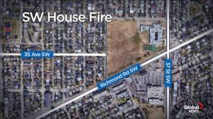 Glenbrook house fire extinguished (00:23)