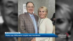 Police confirm billionaire couple was murdered