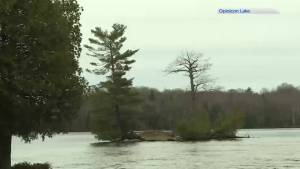 Leeds County man dies on Opnicon Lake