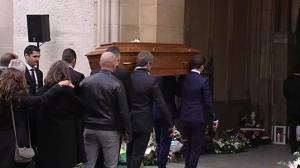 Funerals for 2 victims of Paris terror attacks held in France
