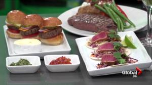 How to make the Keg's popular prime rib sliders