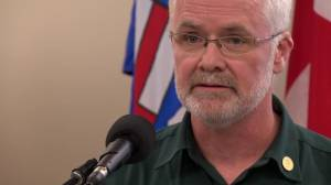 Superintendent of Waterton Lakes National Park talks about wildfire's 'extraordinary behaviour'