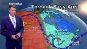 Play video: Spring weather forecast 2019: What's in store for Canadians