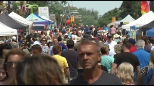 Thousands attend Peterborough Pulse in Downtown Peterborough