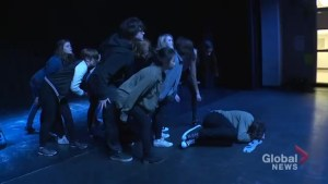 Brooklin students perform, write play about anxiety disorders