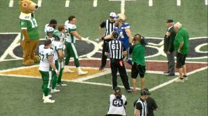 HIGHLIGHTS: Blue Bombers vs Roughriders – June 6