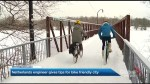 Bridge engineer visits Peterborough