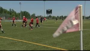 Special Olympics Ontario School Championships in Peterborough underway