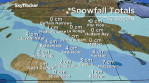 Special weather statement in Saskatoon, central Sask. for snow