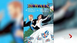 Prince Harry, Meghan Markle comic book released ahead of royal wedding