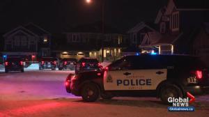 Police investigate suspicious death in south Edmonton
