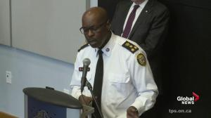 Toronto van attack: police chief shocked by scenes of casualties