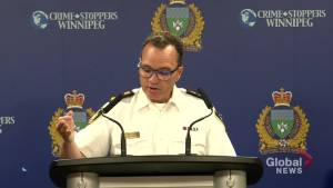 Winnipeg police say gaps in treatment and  crime prevention fuel the drug trade