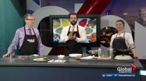 Chef Kelsey with Cafe Linnea shares a recipe for mussels