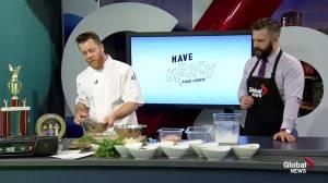 Global Edmonton Kitchen: Have Mercy restaurant brine (1/3)