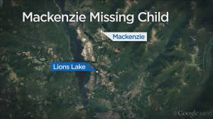 Major search underway for missing 4-year-old boy