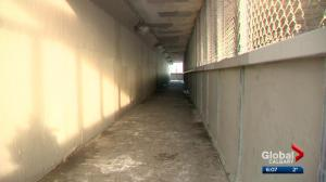 Calgary closing Glenmore Trail pedestrian underpass due to 'drug use and social disorder'