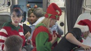 Annual Children's Wish Foundation 'Flight for Santa'