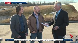 Alberta election: How drop in oil price is affecting Drayton Valley