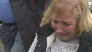 Coquitlam dog walker released from hospital