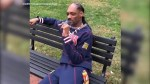 Snoop Dogg says 'F*** the president' while smoking marijuana near White House
