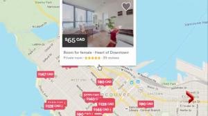 'Airbnb' and its effects on Vancouver's limited rental market