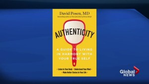 David Posen's new book, 'Authenticity'