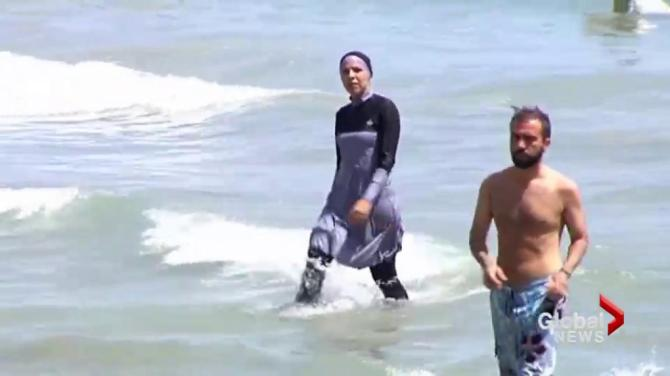 Burkini clash sets tone for France's presidential campaign ...