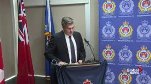 Kingston police provide timeline on Kingston General Hospital shooting