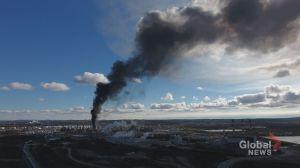Refinery explosion shakes Saint John