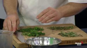 Global Edmonton Kitchen: Have Mercy restaurant on $8 menu and cooking with herbs (3/3)