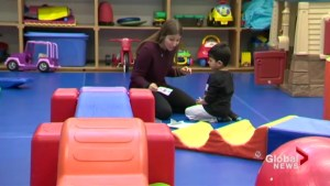 Quebecers not receiving autism services