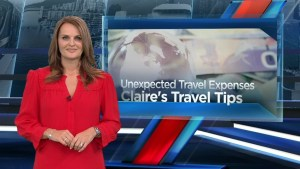Claire's Travel Tips: Unexpected travel expenses