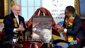Nova Scotia launches African Heritage Month