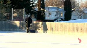 Ice guardians: volunteers crucial for managing Saskatoon outdoor rinks
