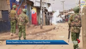 Deadly Kenya clashes ramp up tensions amid election hacking claims