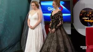 2019 wedding trends on display at Edmonton Bridal Fantasy