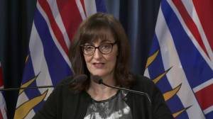 What strategies are being used in the B.C. overdose crisis?
