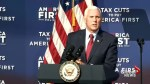 U.S. Vice President Mike Pence: America is back and we're just getting started